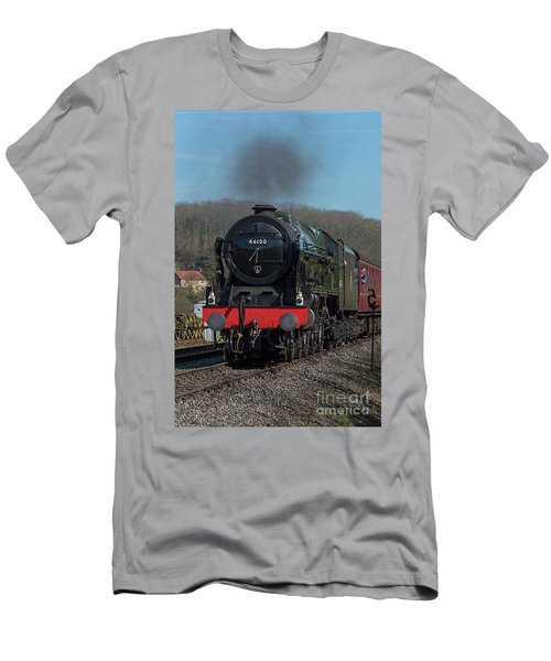 The Royal Scot 1 Men's T-Shirt (Slim Fit) by David  Hollingworth