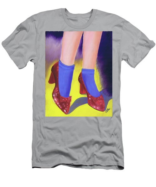 The Ruby Slippers Men's T-Shirt (Athletic Fit)