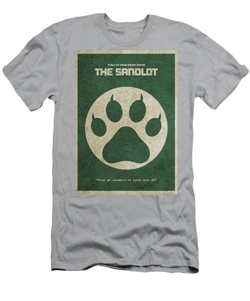 The Sandlot Alternative Minimalist Movie Poster Men's T-Shirt (Slim Fit)