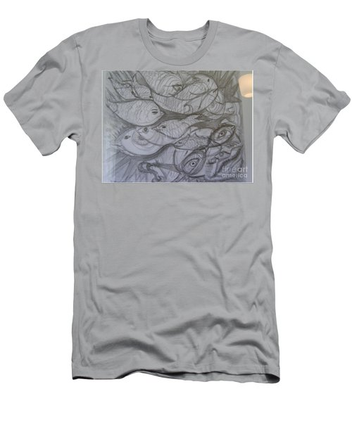 The Sea Diver Men's T-Shirt (Athletic Fit)
