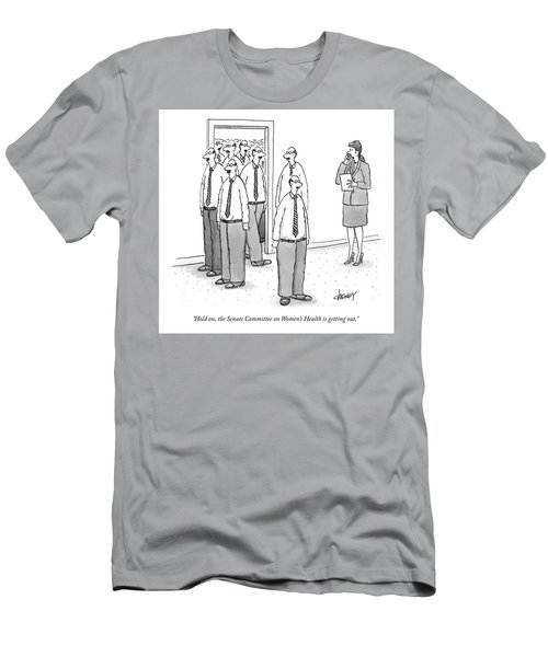 The Senate Committee On Womens Health Men's T-Shirt (Athletic Fit)