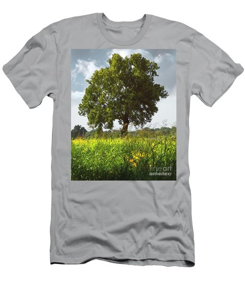 The Shade Tree Men's T-Shirt (Athletic Fit)