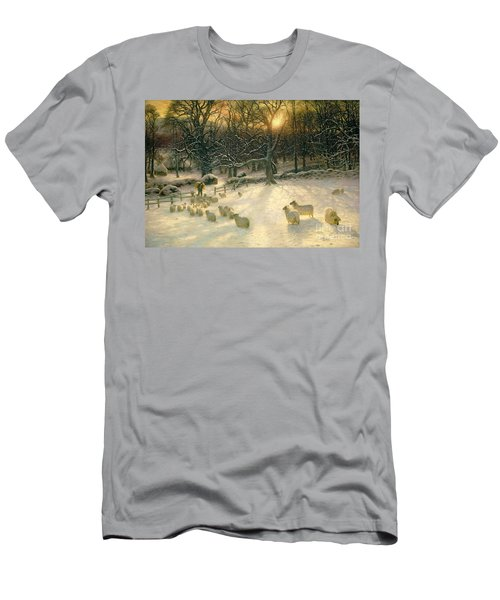 The Shortening Winters Day Is Near A Close Men's T-Shirt (Athletic Fit)