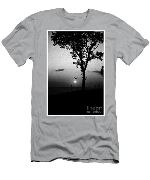 The Spirit Of Life Men's T-Shirt (Athletic Fit)