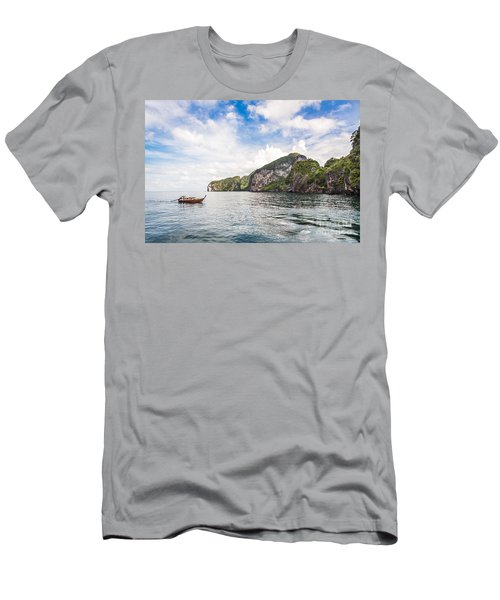 The Stunning  Koh Mook In The Trang Island Men's T-Shirt (Athletic Fit)