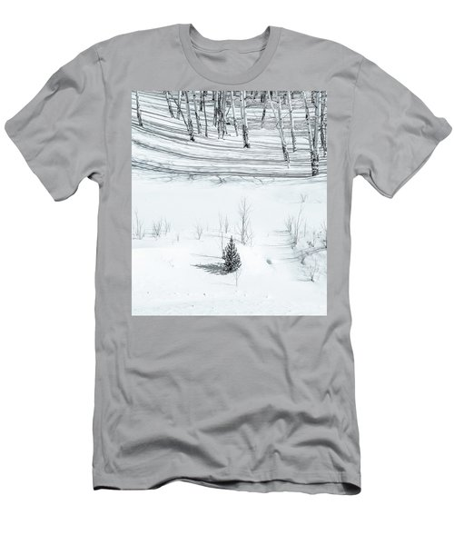 The Supreme Happiness In Life Is The Conviction That We Are Loved.  Men's T-Shirt (Athletic Fit)