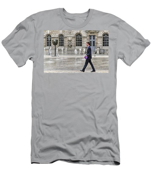 The Tax Man Men's T-Shirt (Slim Fit) by Keith Armstrong