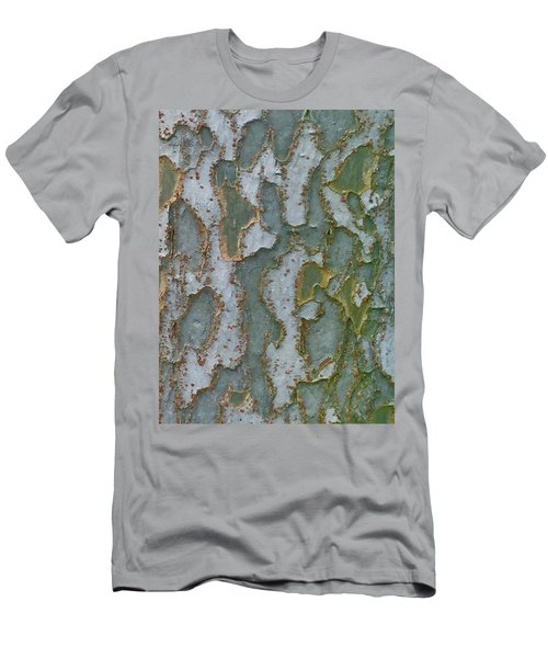 The Texture Is In The Trees3 Men's T-Shirt (Athletic Fit)