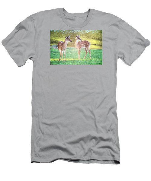 The Twins Men's T-Shirt (Athletic Fit)