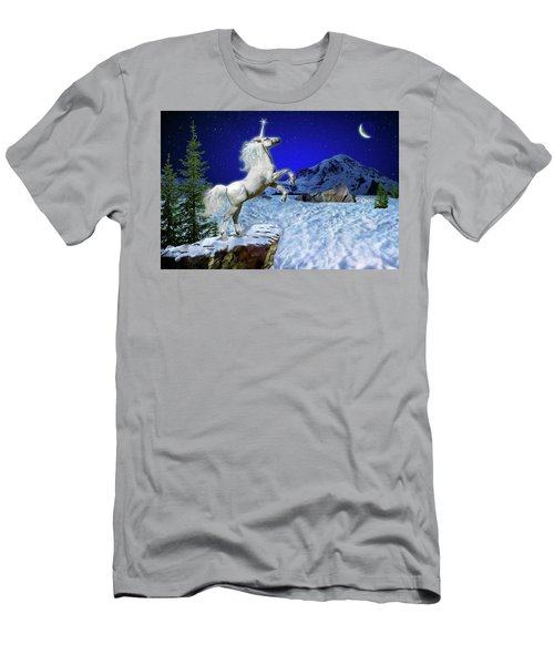 The Ultimate Return Of Unicorn  Men's T-Shirt (Athletic Fit)