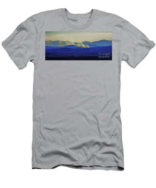 The View From The Top Men's T-Shirt (Athletic Fit)