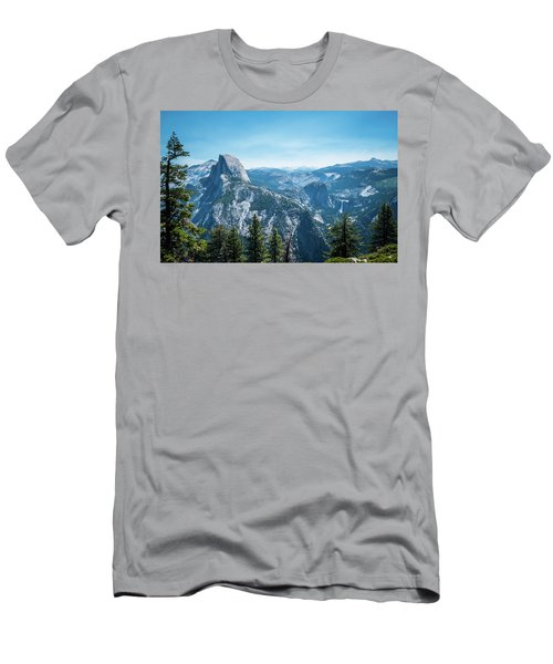 The View- Men's T-Shirt (Athletic Fit)