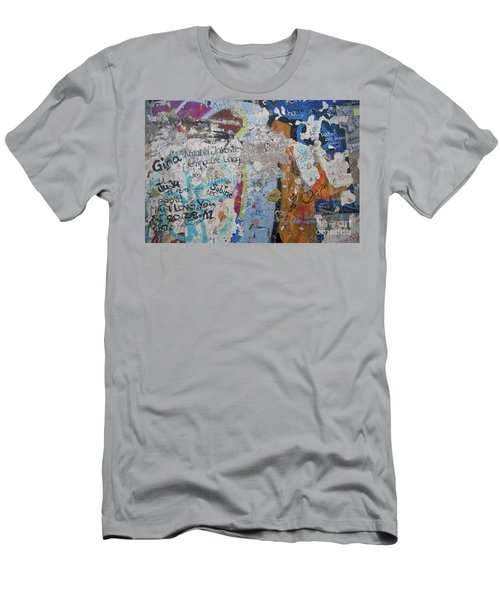 The Wall #10 Men's T-Shirt (Athletic Fit)