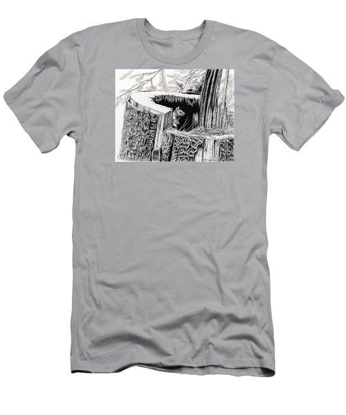 The Watchers Men's T-Shirt (Athletic Fit)