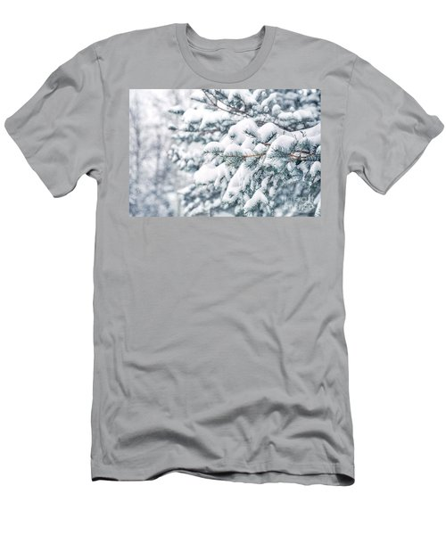 The Weight Of Winter Men's T-Shirt (Athletic Fit)