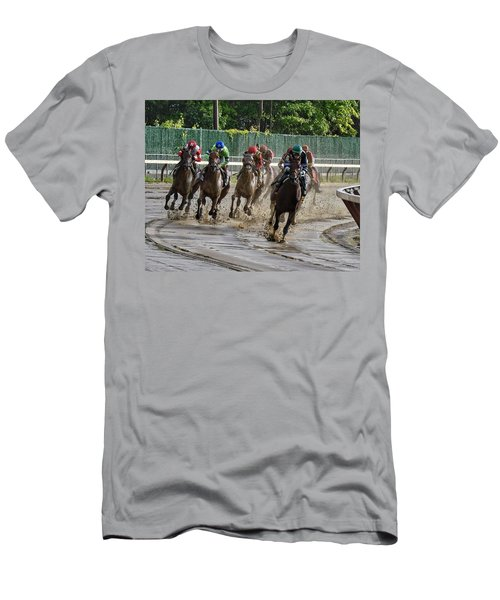 Diversify Winning The Whitney 2018 Men's T-Shirt (Athletic Fit)