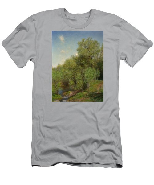 The Willow Patch Men's T-Shirt (Slim Fit) by Wayne Daniels