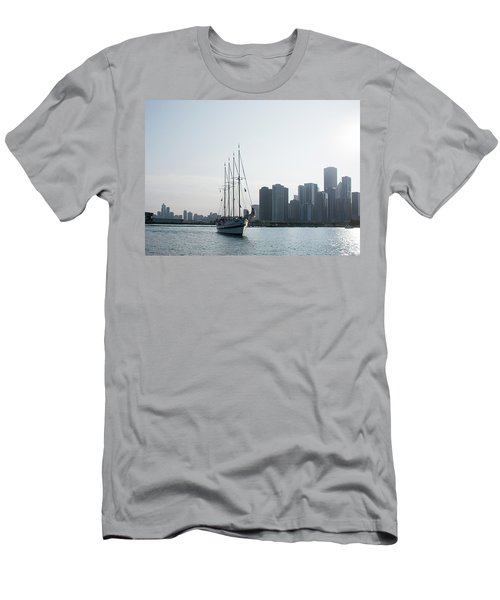 The Windy City Men's T-Shirt (Athletic Fit)