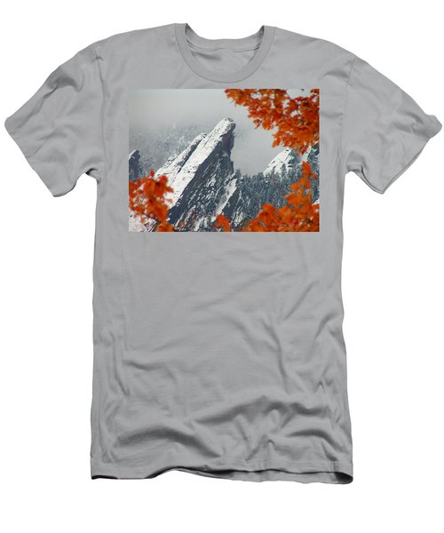 Third Flatiron Men's T-Shirt (Athletic Fit)