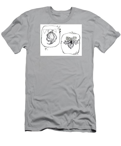 Those Guys Men's T-Shirt (Slim Fit) by Arleana Holtzmann