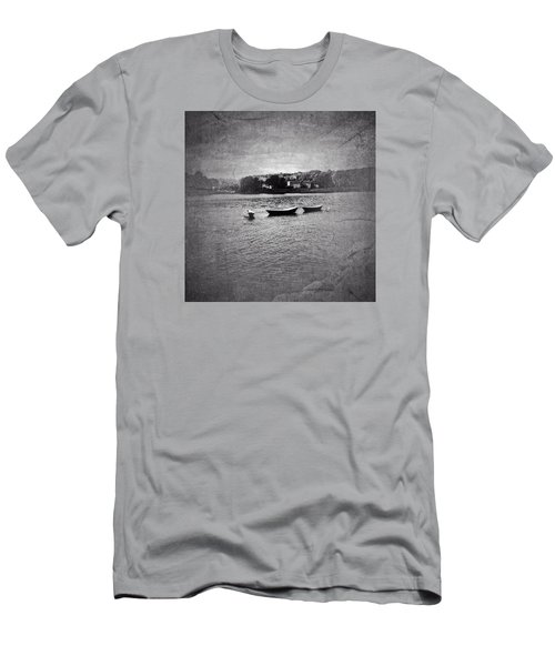 Three Dories Men's T-Shirt (Slim Fit) by Ann Tracy