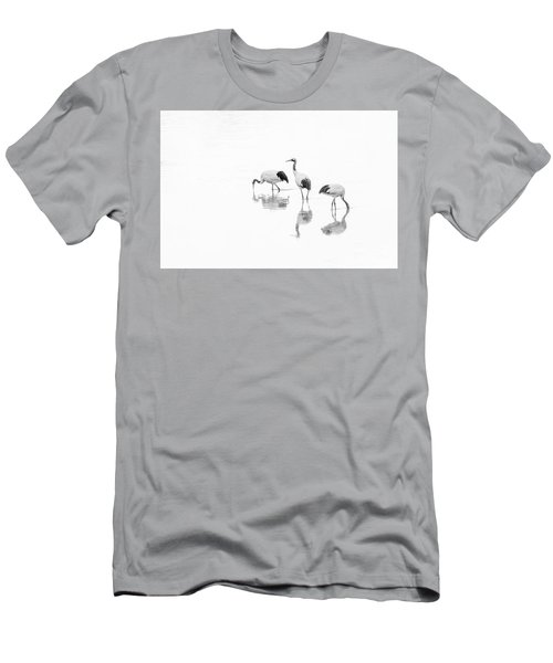 Threesome. Men's T-Shirt (Athletic Fit)