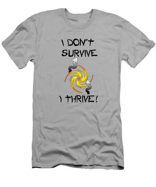 Thrive Men's T-Shirt (Athletic Fit)