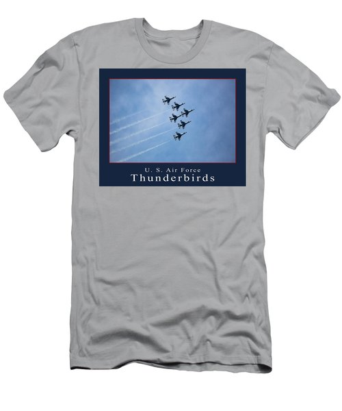 Thunderbirds Men's T-Shirt (Athletic Fit)