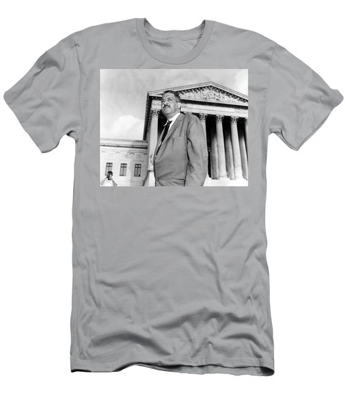 Thurgood Marshall Men's T-Shirt (Athletic Fit)