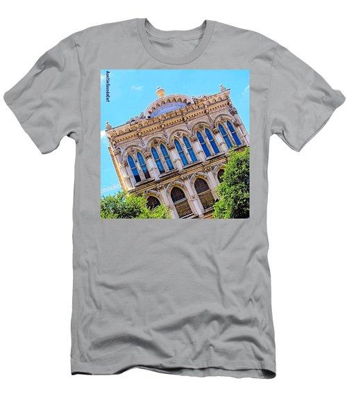 Thursday Morning #downtown #austin Men's T-Shirt (Athletic Fit)