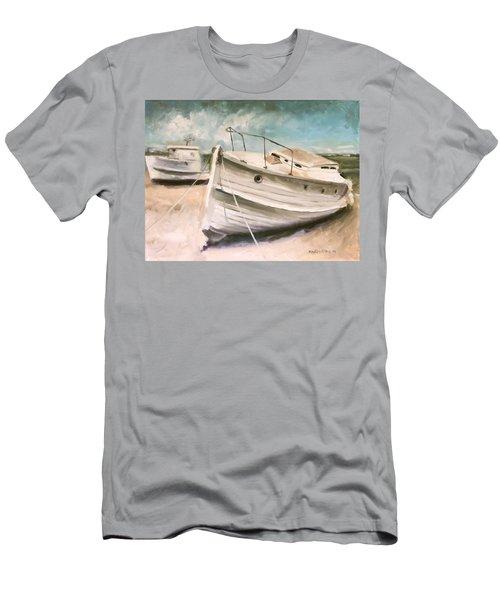 Tide Is Out Men's T-Shirt (Athletic Fit)