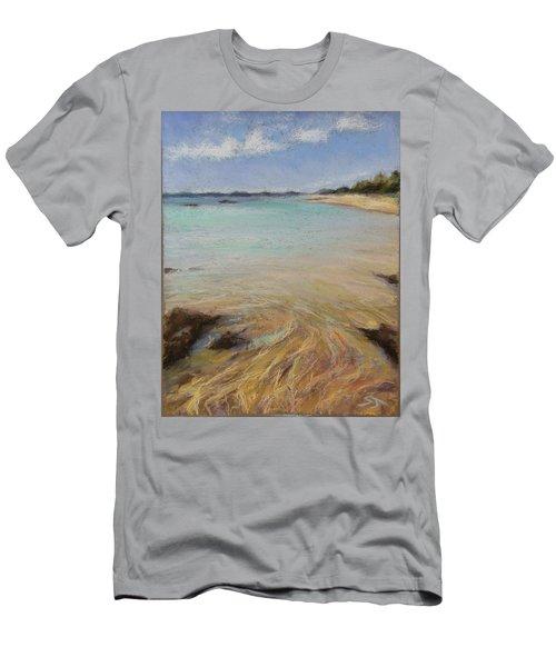 Tide's Retreat Men's T-Shirt (Athletic Fit)