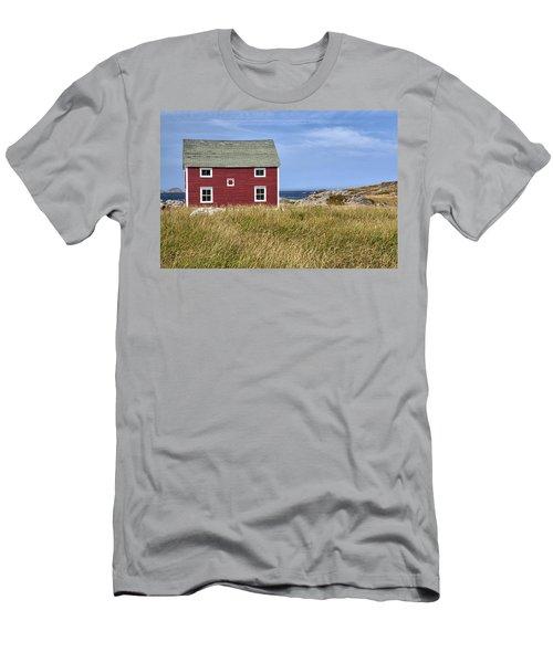 Tilting Men's T-Shirt (Athletic Fit)