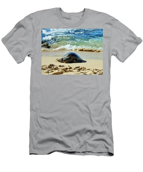 Time For A Rest Men's T-Shirt (Slim Fit) by Craig Wood