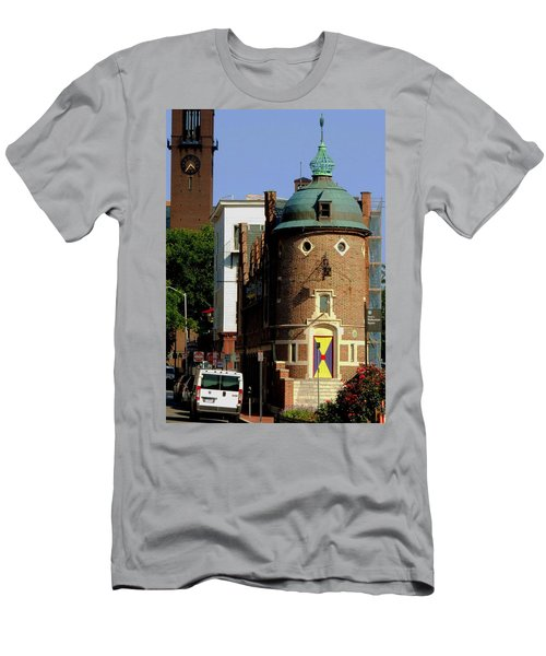 Time To Face The Harvard Lampoon Men's T-Shirt (Athletic Fit)