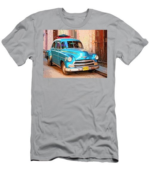 Time Traveler Men's T-Shirt (Athletic Fit)