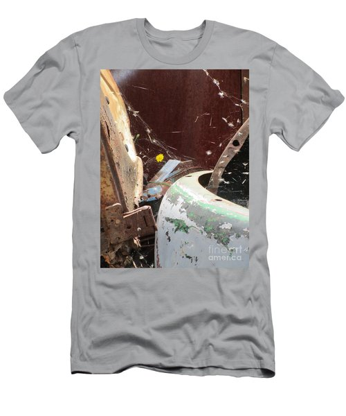 Men's T-Shirt (Athletic Fit) featuring the photograph Timeless Wish by Marie Neder