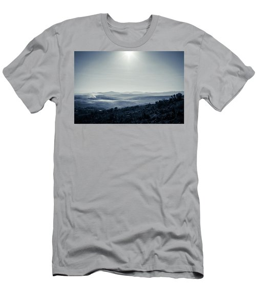 To A Peaceful Valley Men's T-Shirt (Athletic Fit)