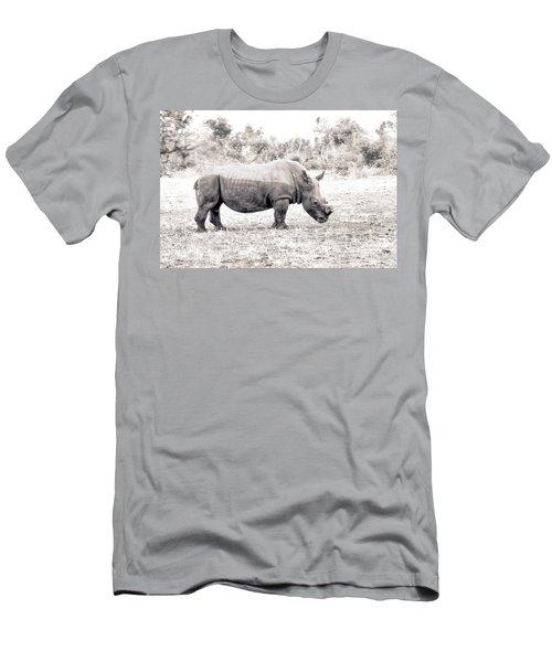 To Survive Men's T-Shirt (Slim Fit) by Juergen Klust