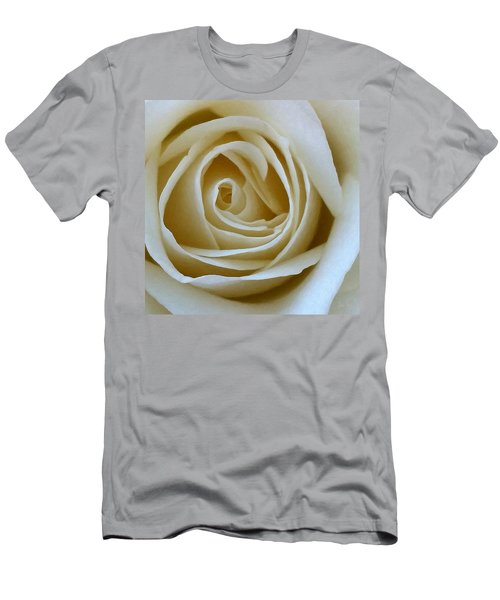To The Heart Of The Rose Men's T-Shirt (Athletic Fit)