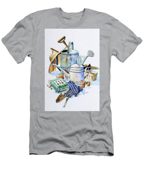 Todays Toil Tomorrows Pleasure I Men's T-Shirt (Athletic Fit)