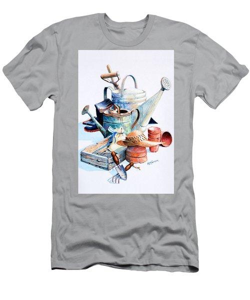 Todays Toil Tomorrows Pleasure II Men's T-Shirt (Athletic Fit)