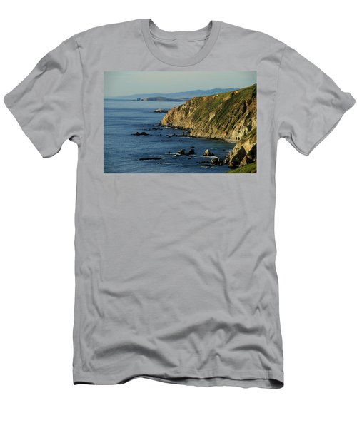Tomales Point Men's T-Shirt (Athletic Fit)