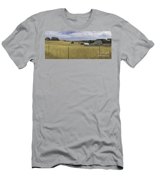 Tomales Study Men's T-Shirt (Athletic Fit)