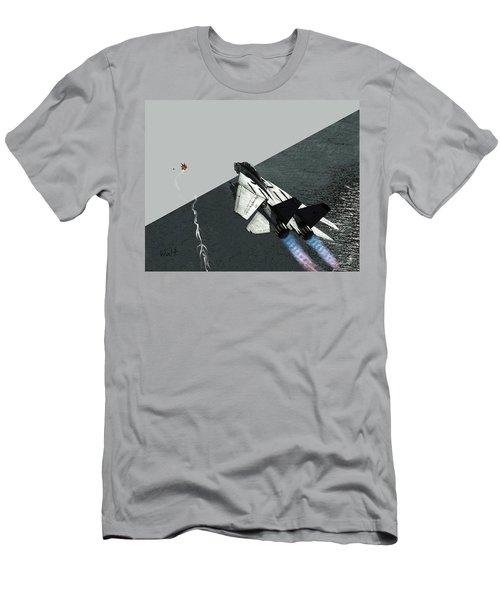 Tomcat Kill Men's T-Shirt (Athletic Fit)
