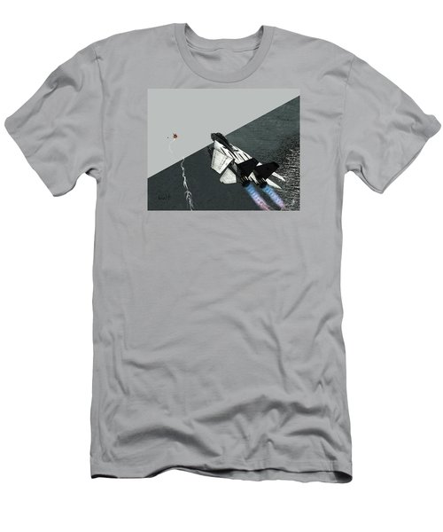 Tomcat Kill Men's T-Shirt (Athletic Fit)
