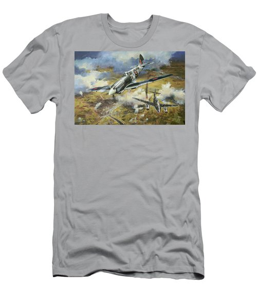 Tony Gaze Unsung Hero Men's T-Shirt (Athletic Fit)