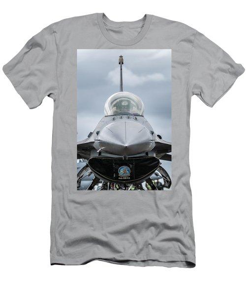 Top Gun V Men's T-Shirt (Slim Fit) by Ray Warren