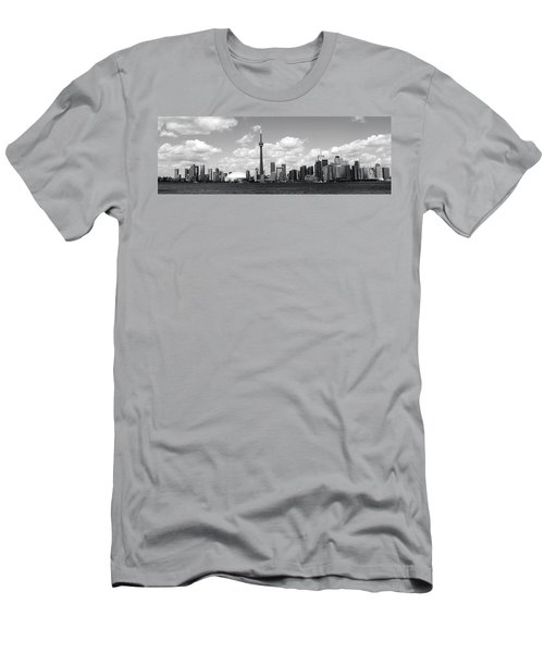 Toronto Skyline 11 Men's T-Shirt (Athletic Fit)