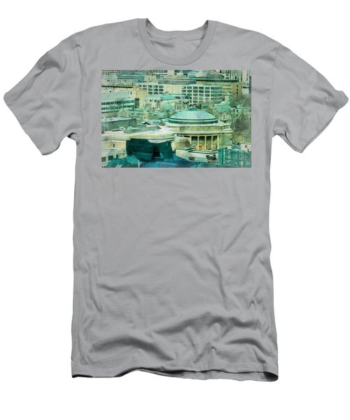 Toronto Window View Men's T-Shirt (Athletic Fit)